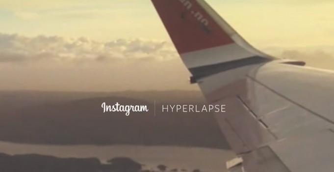 Hyperlapse, la app de vídeo más molona de Instagram