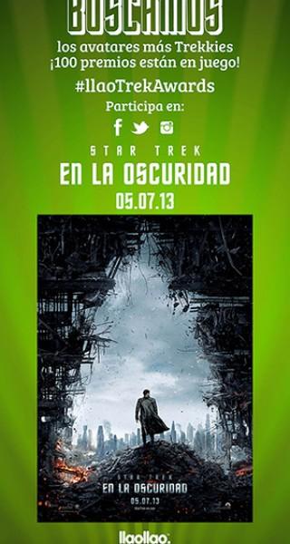 STAR TREK Y LLAOLLAO