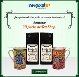 MAYORAL Y TEA SHOP