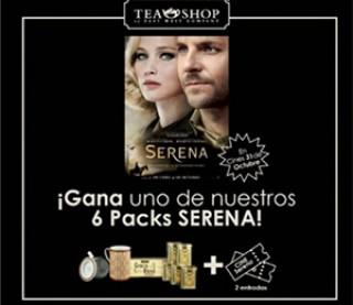 Tea Shop y Serena