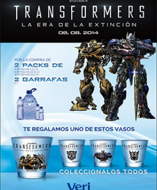 Grupo DAMM y Transformers: La era de la extinción